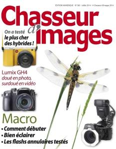 4 - Chasseur d'image 365; juillet 2014, Portfolio 10 pages et interview